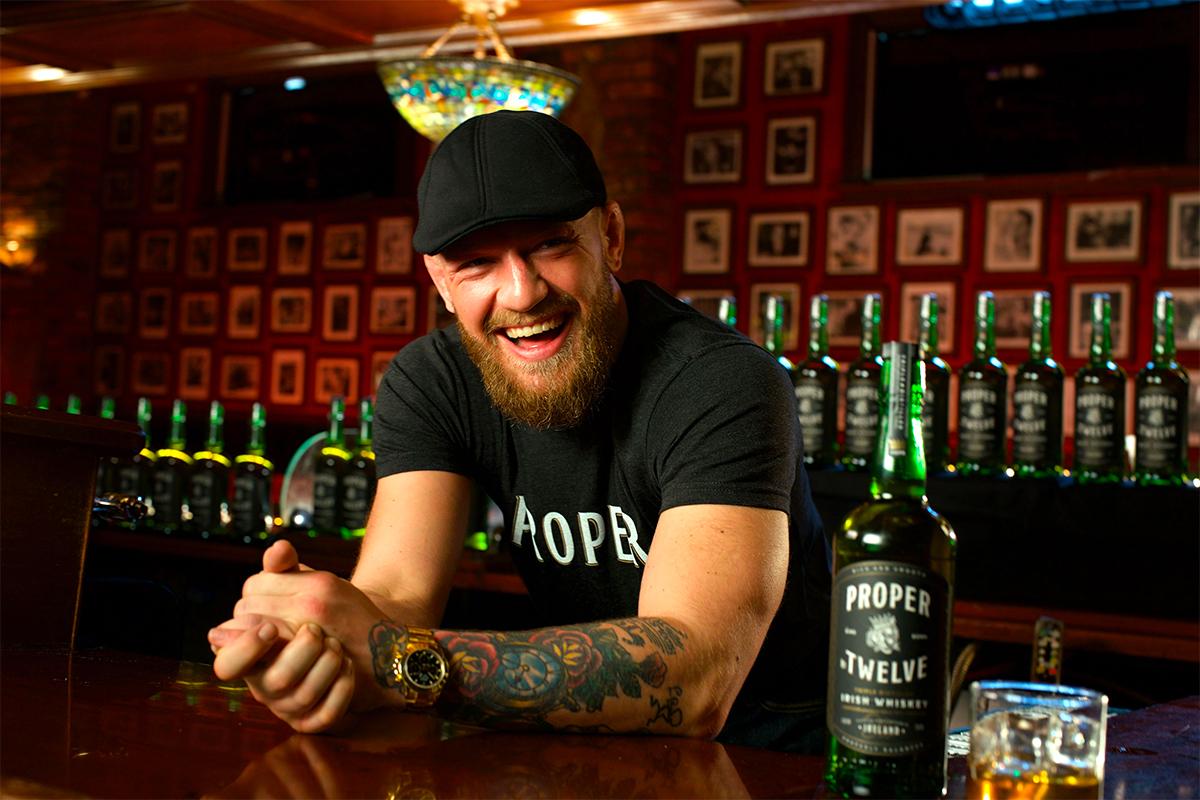 Proper No. Twelve Irish Whiskey Heads To Canada