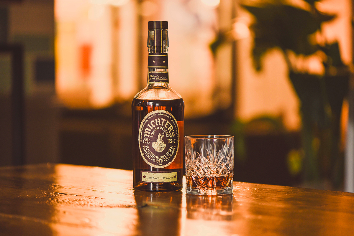 Michter'sUS*1 Toasted Barrel Sour Mash Whiskey