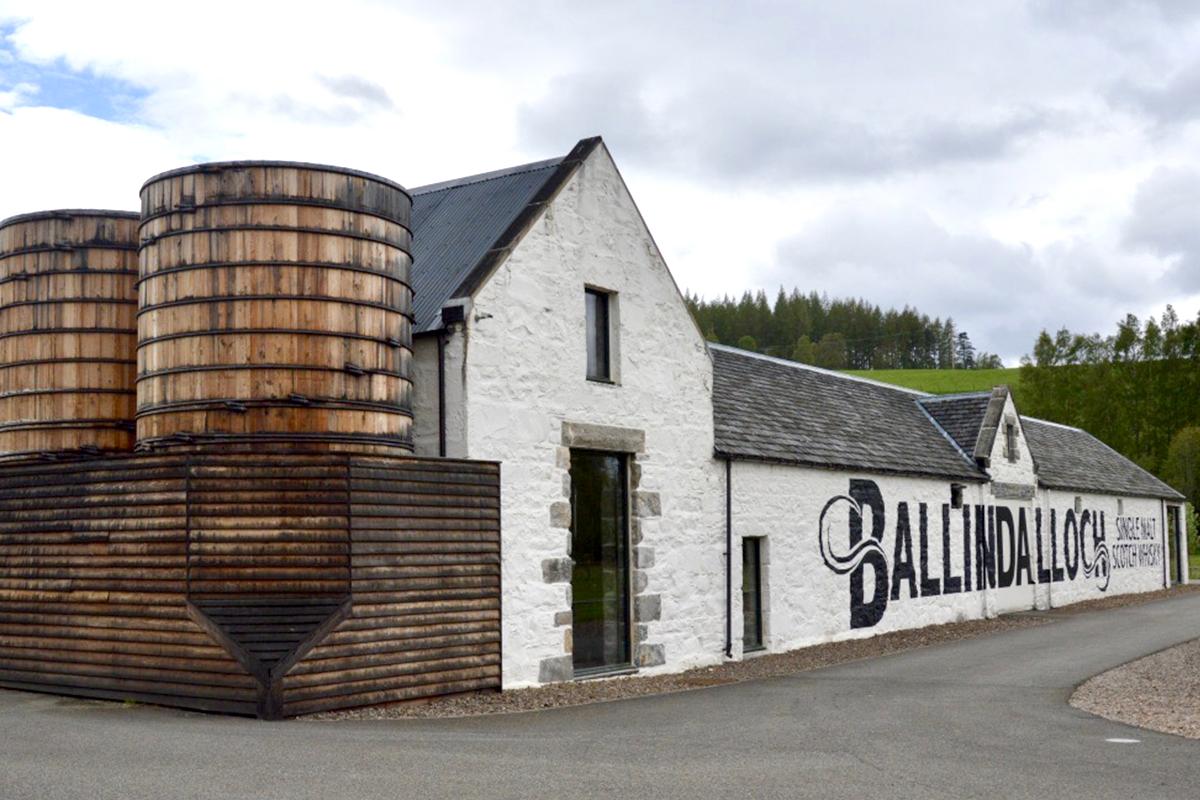 Best Scottish Distillery Tours: Ballindalloch Distillery