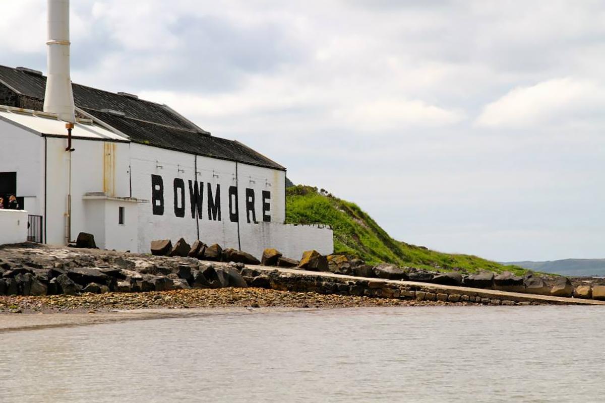 Best Scottish Distillery Tours: Bowmore Distillery