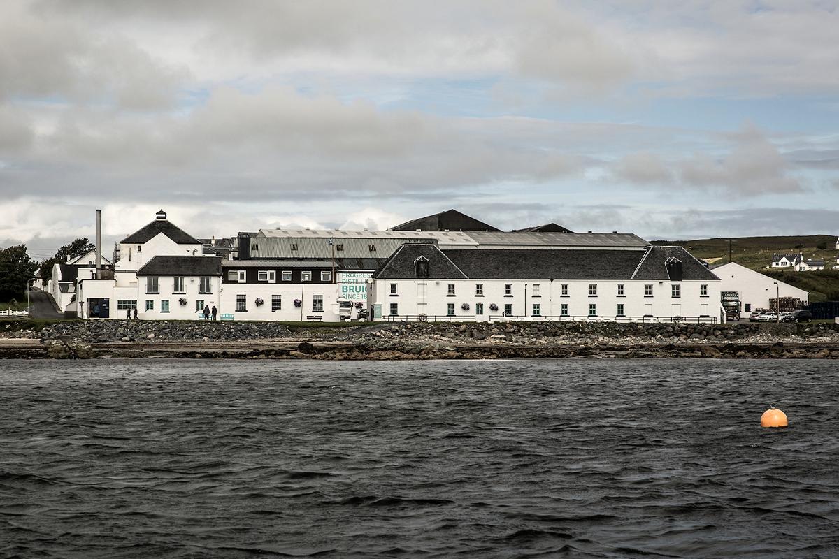 Best Scottish Distillery Tours: Bruichladdich Distillery