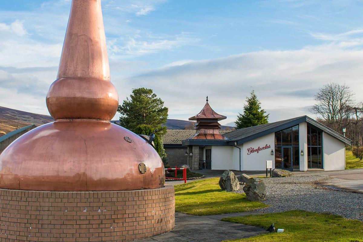 Best Scottish Distillery Tours: Glenfarclas Distillery