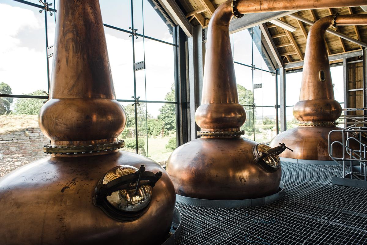Best Scottish Distillery Tours: Lindores Abbey Distillery