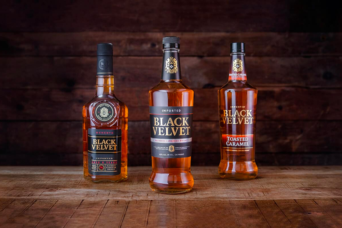 Heaven Hill buys Black Velvet Canadian Whisky from Constellation Brands