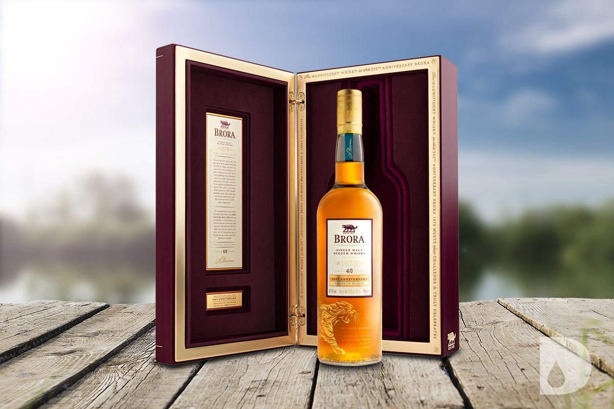 Brora 1978 40 Year 200th Anniversary