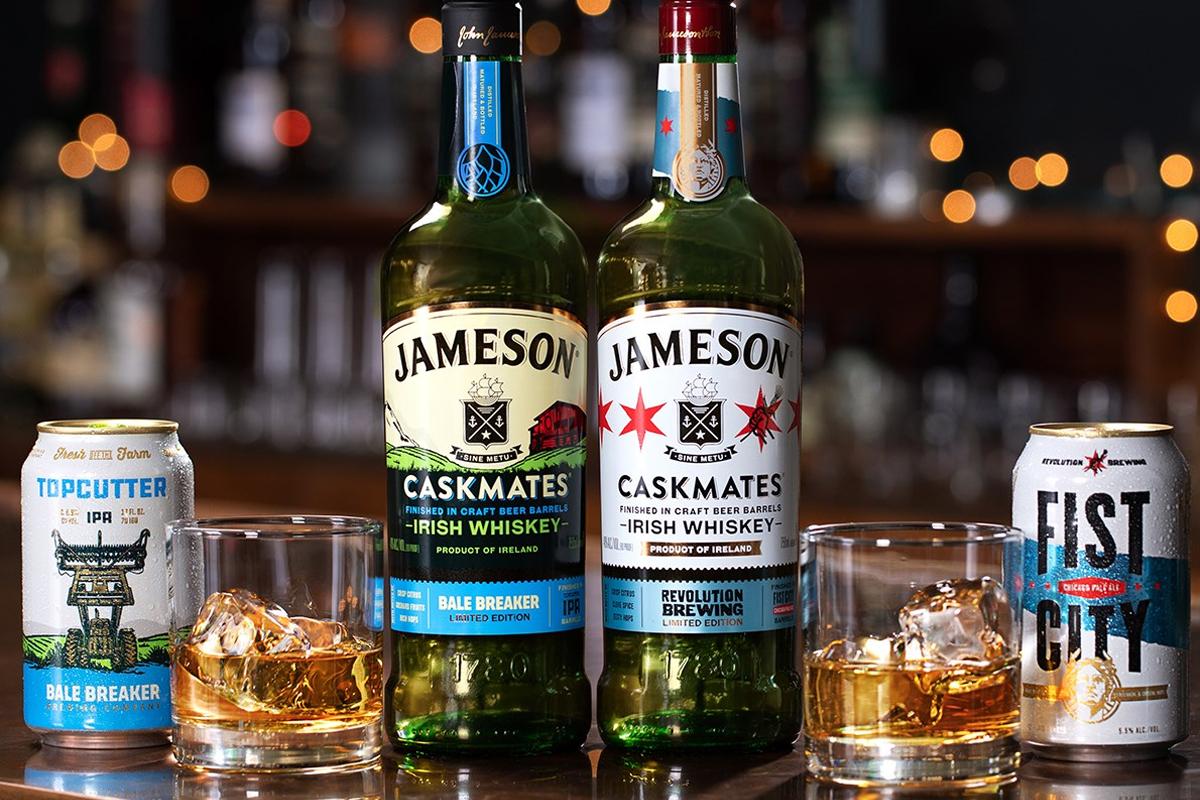 Jameson Caskmates Bale Breaker & Revolution Brewing Edition