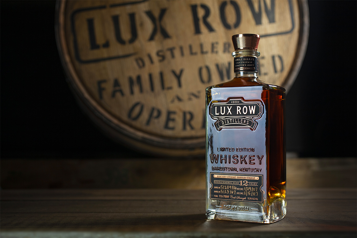 Lux Row Distillers Double Barrel Bourbon 12 Year