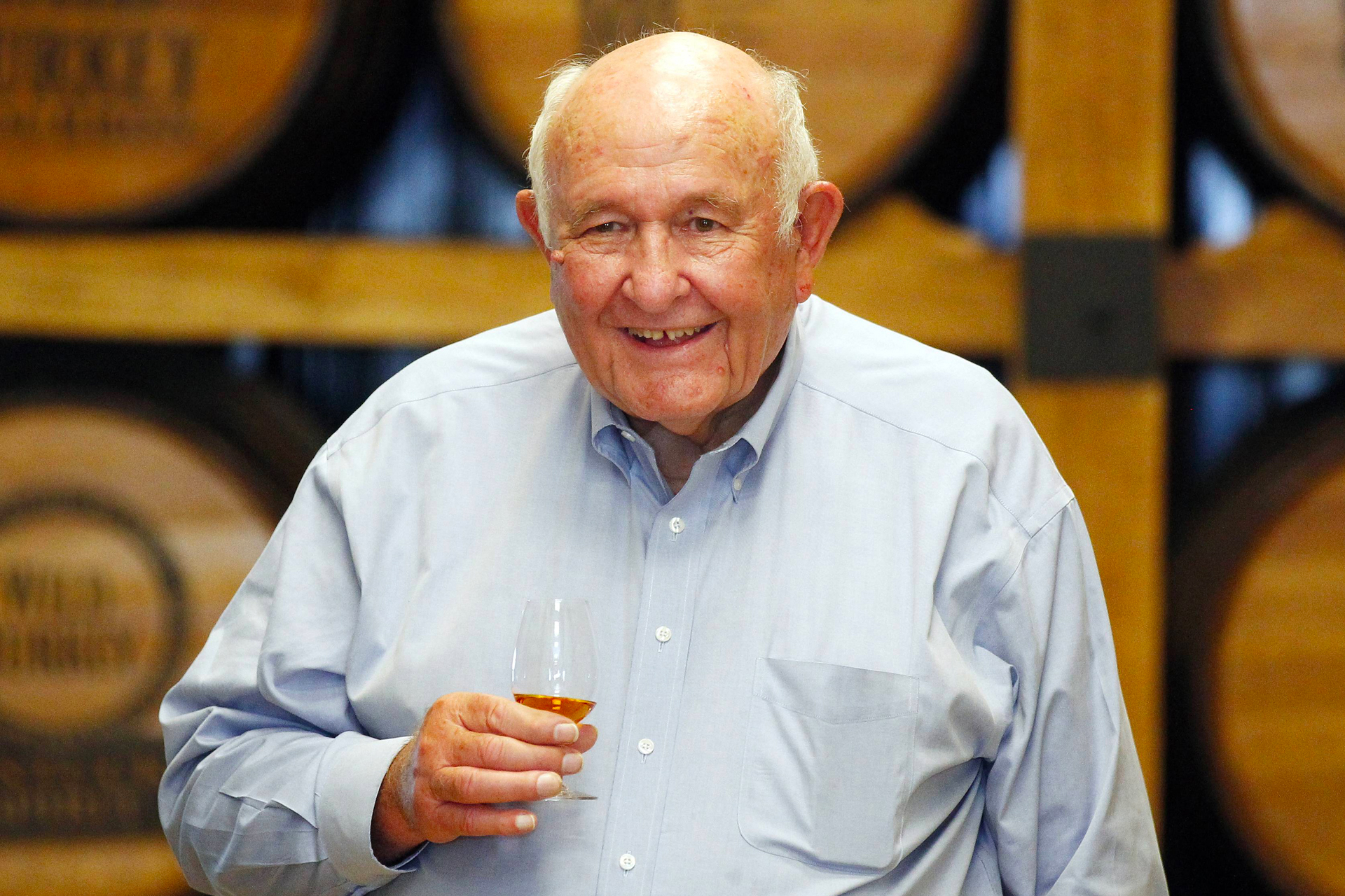 Jimmy Russell Celebrates 65 Years With Wild Turkey