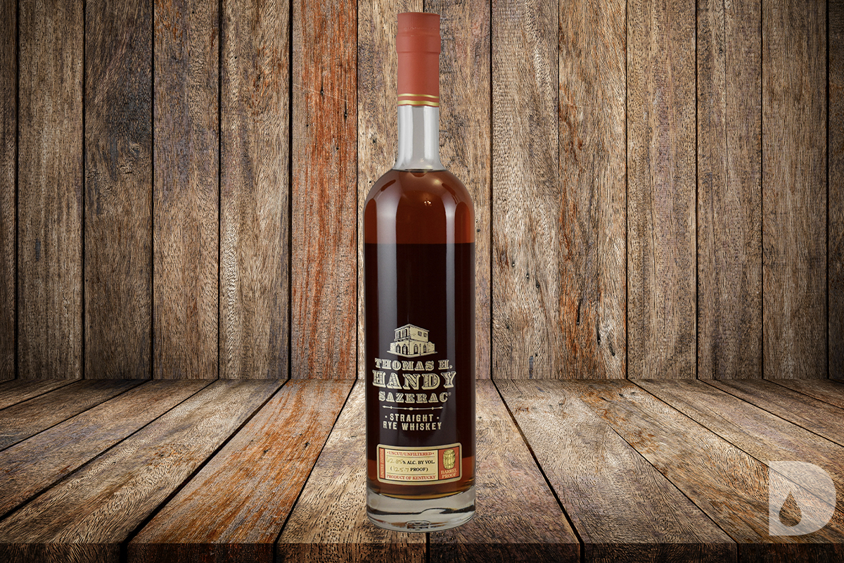 Buffalo Trace Antique Collection 2019: Thomas H. Handy Sazerac Rye