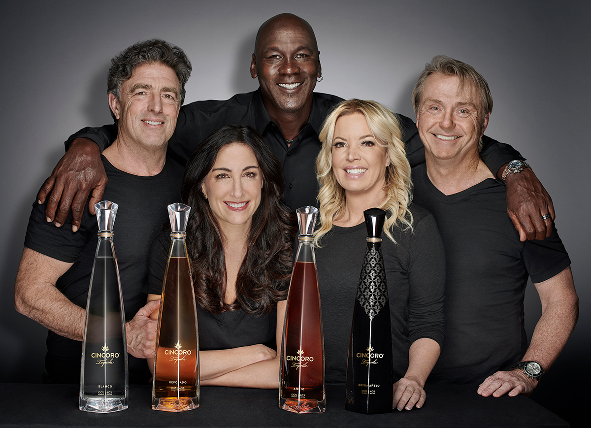 Michael Jordan And Other NBA Team Owners Launch Tequila Brand
