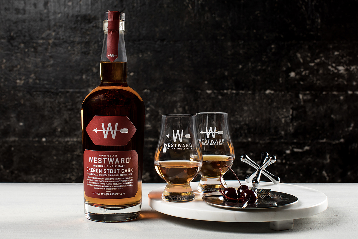 Westward Whiskey: Westward Oregon Stout Cask