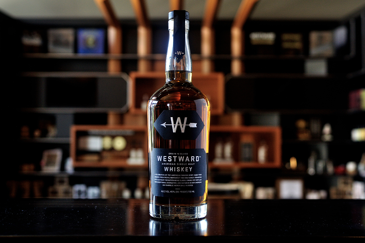 Westward Whiskey: Westward American Single Malt