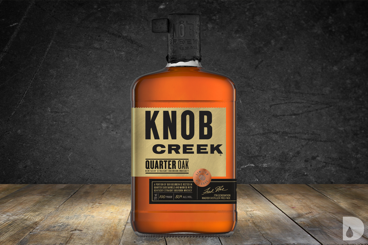 Knob Creek Quarter Oak