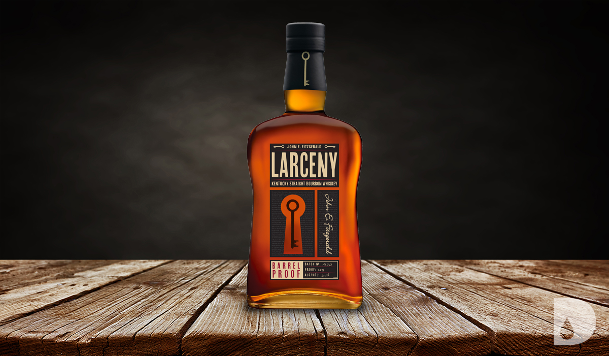 Larceny Barrel Proof Bourbon Batch A120