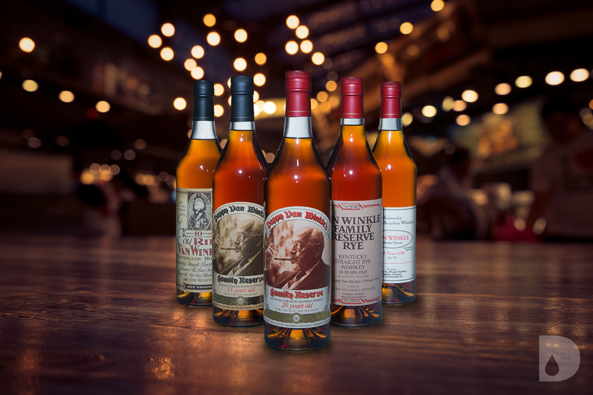 Buffalo Trace Shares Details of Annual Van Winkle Bourbon Releases