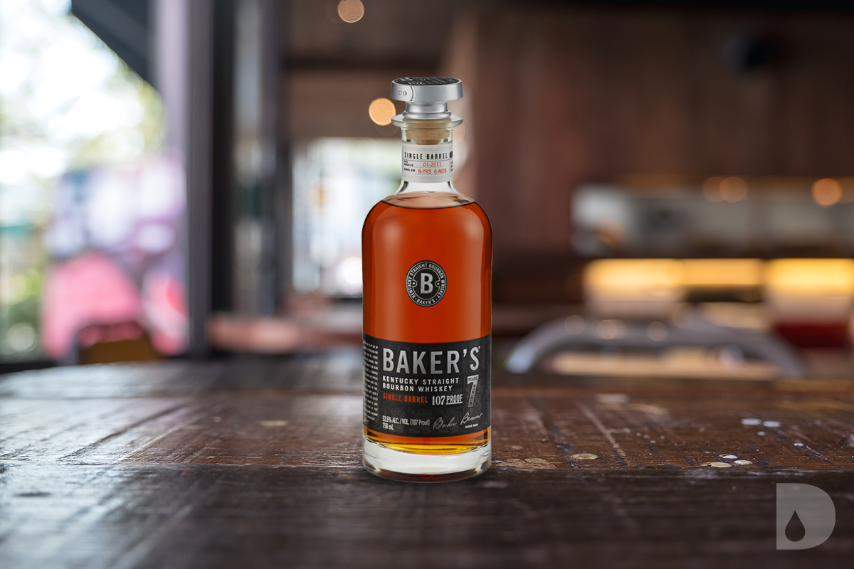 Baker's Single Barrel Bourbon 7 Year