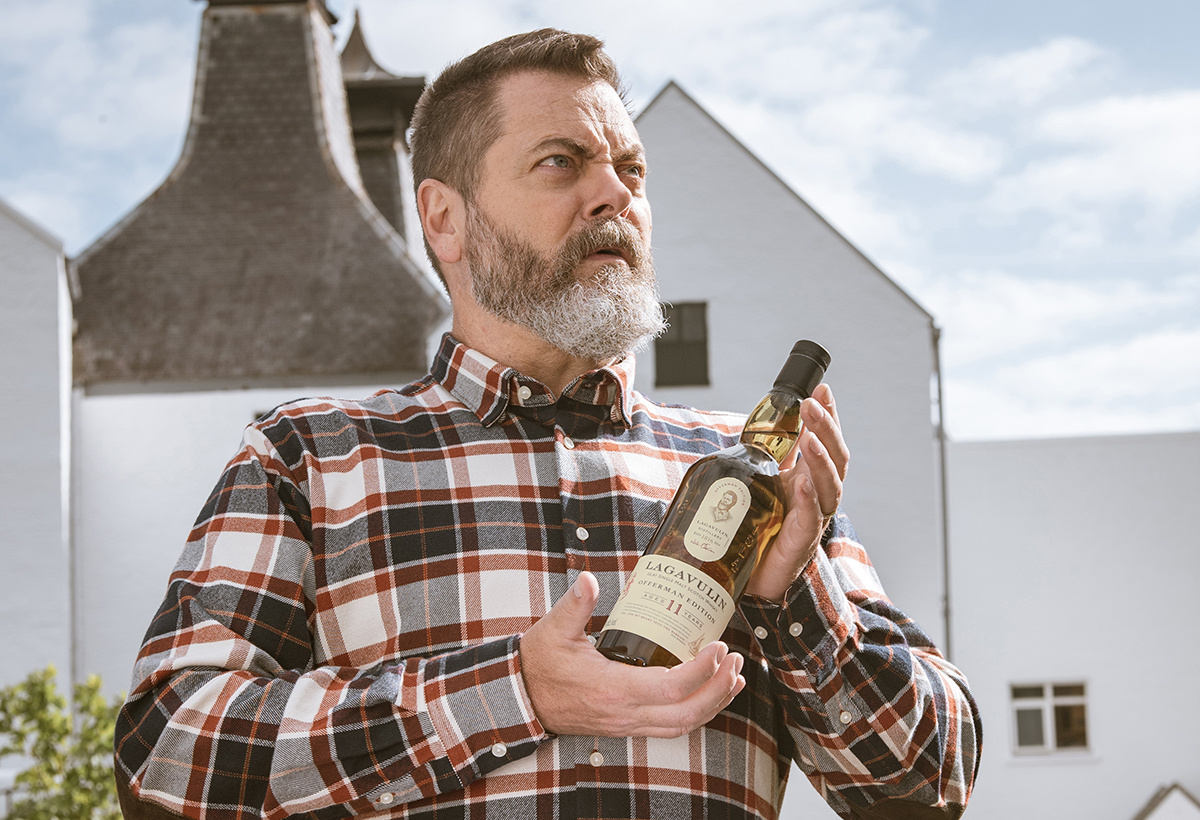 Lagavulin Offerman Edition 11 Year