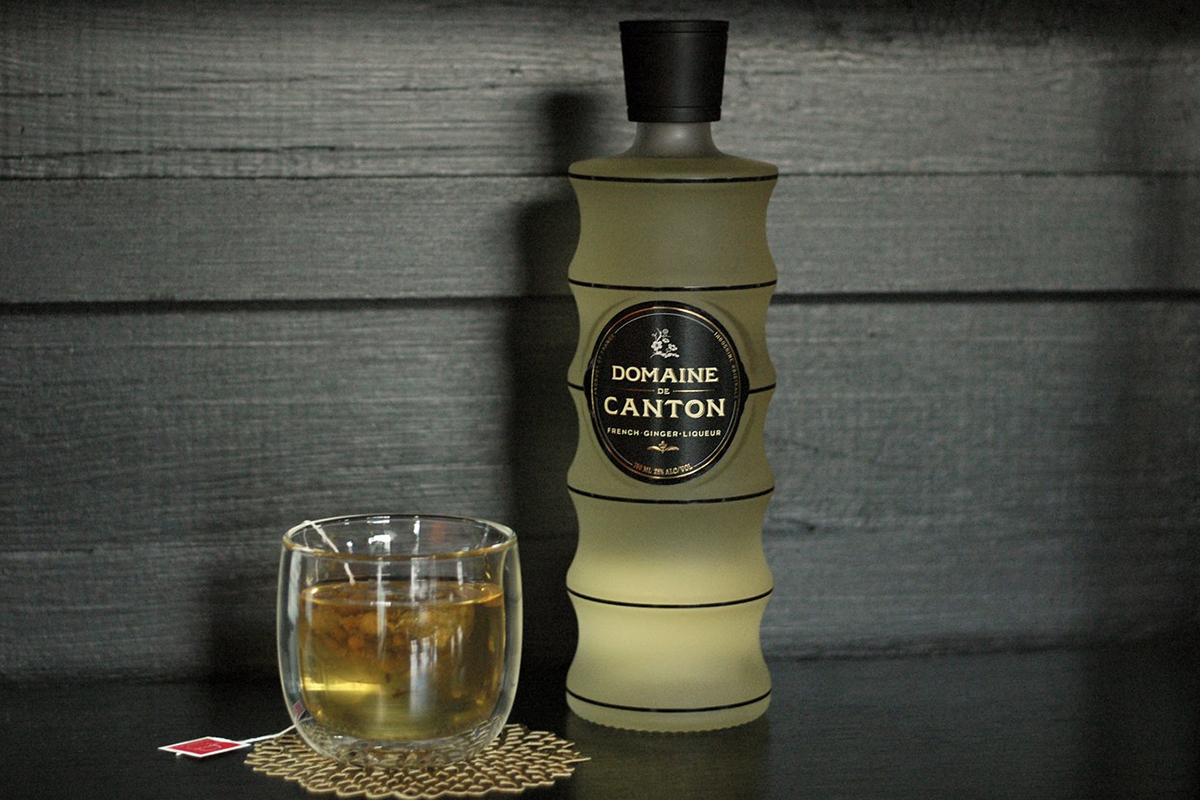 Hot Toddy Liqueurs: Domaine de Canton Ginger Liqueur