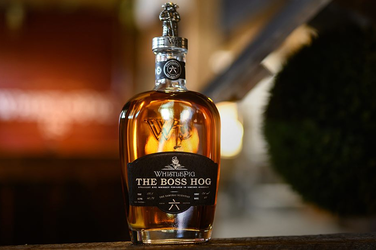 WhistlePig The Boss Hog 六: The Samurai Scientist