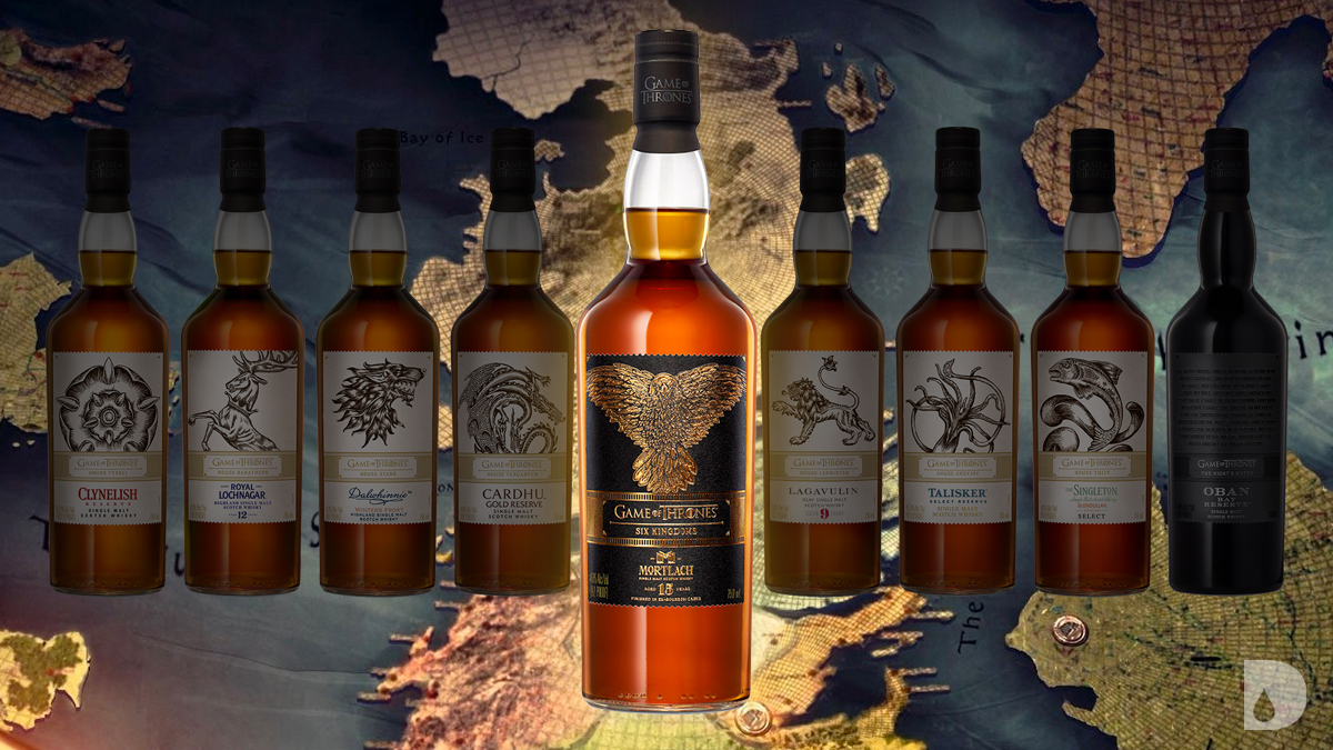 Mortlach 15 Year (Game of Thrones Six Kingdoms)