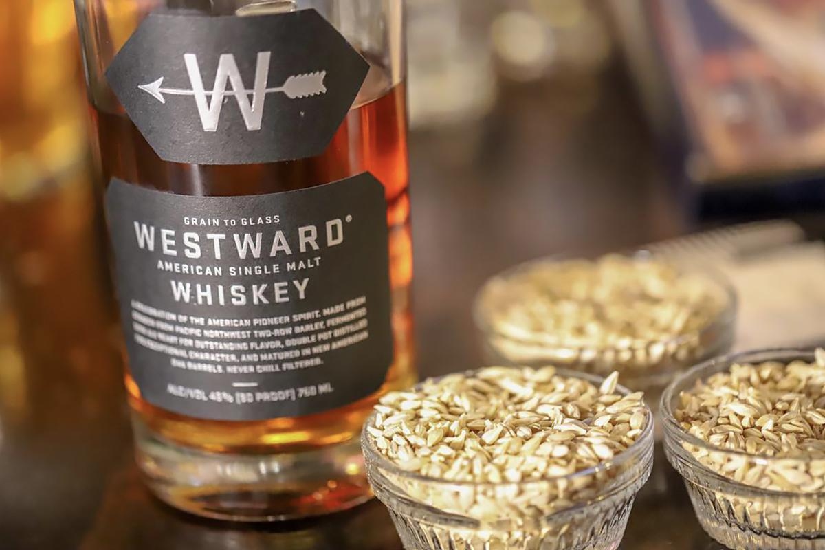 Craft Distilleries: Westward American Single Malt Whiskey
