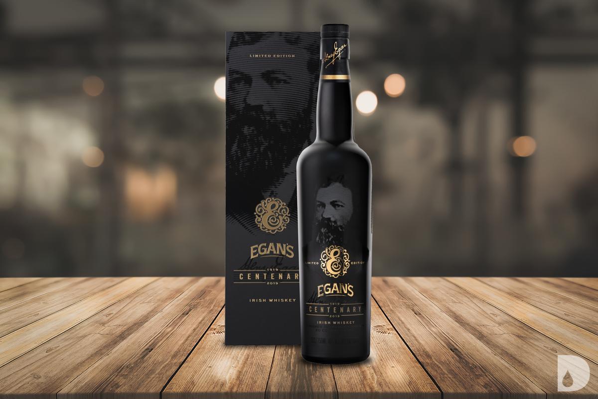 Egan's Centenary Irish Whiskey