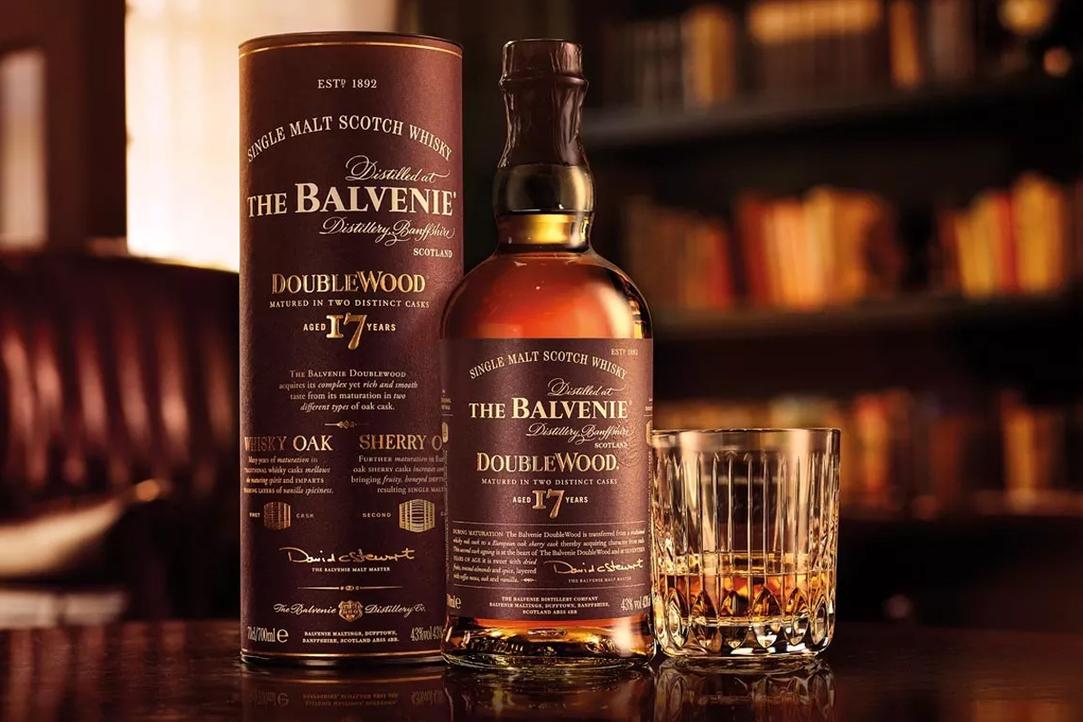 After Dinner Drink: The Balvenie DoubleWood 17 Year