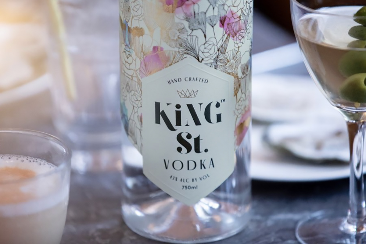 King St. Vodka