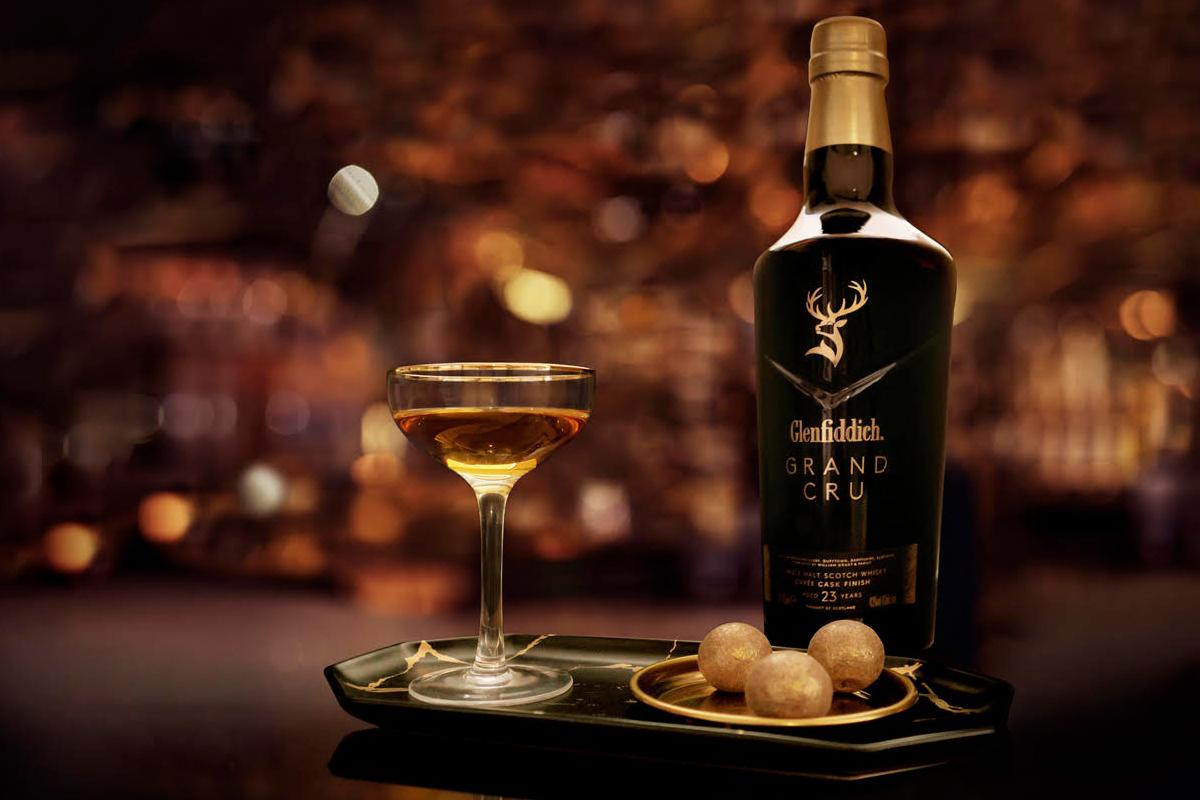 Scotch Whisky Gift Guide: Glenfiddich Grand Cru 23 Year