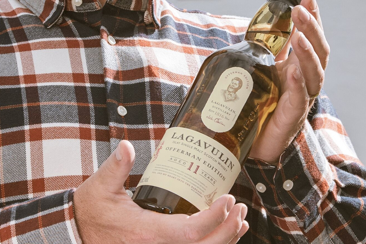 Scotch Whisky Gift Guide: Lagavulin Offerman Edition 11 Year