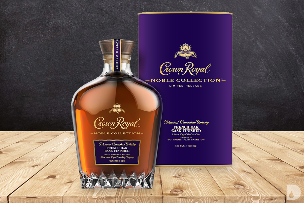 World Whiskey Gift Guide: Crown Royal Noble Collection French Oak