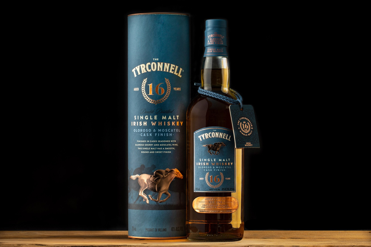 World Whiskey Gift Guide: Tyrconnell 16 Year Oloroso & Moscatel Cask Finish