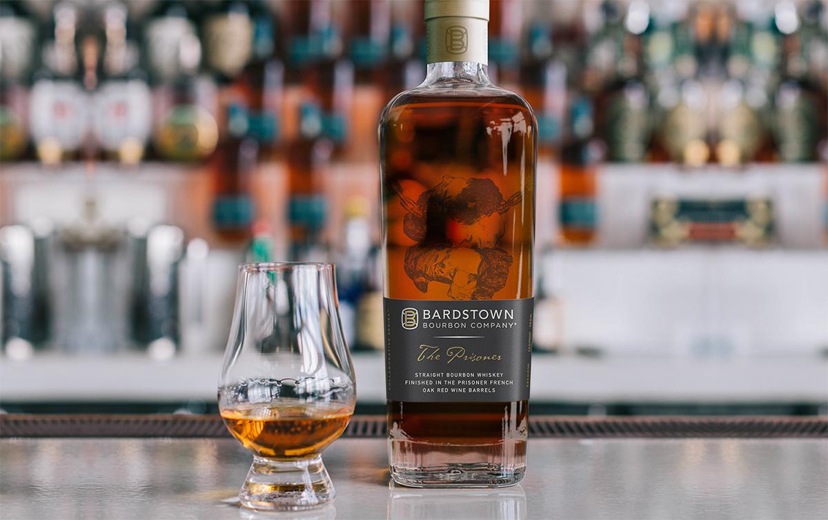 Bardstown Bourbon Company The Prisoner Straight Bourbon