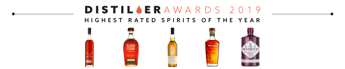 The Highest Rated Spirits Of The Year