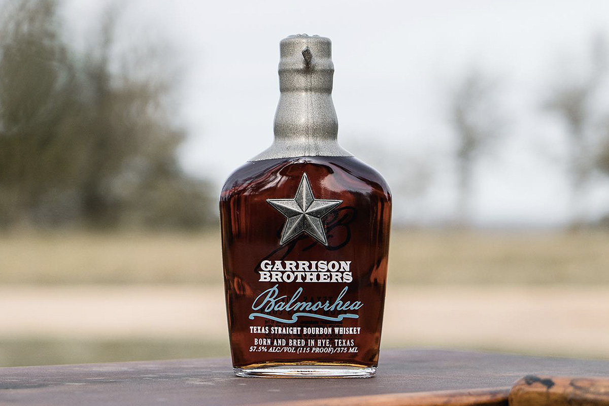 Holiday Spirits: Garrison Brothers Balmorhea Bourbon