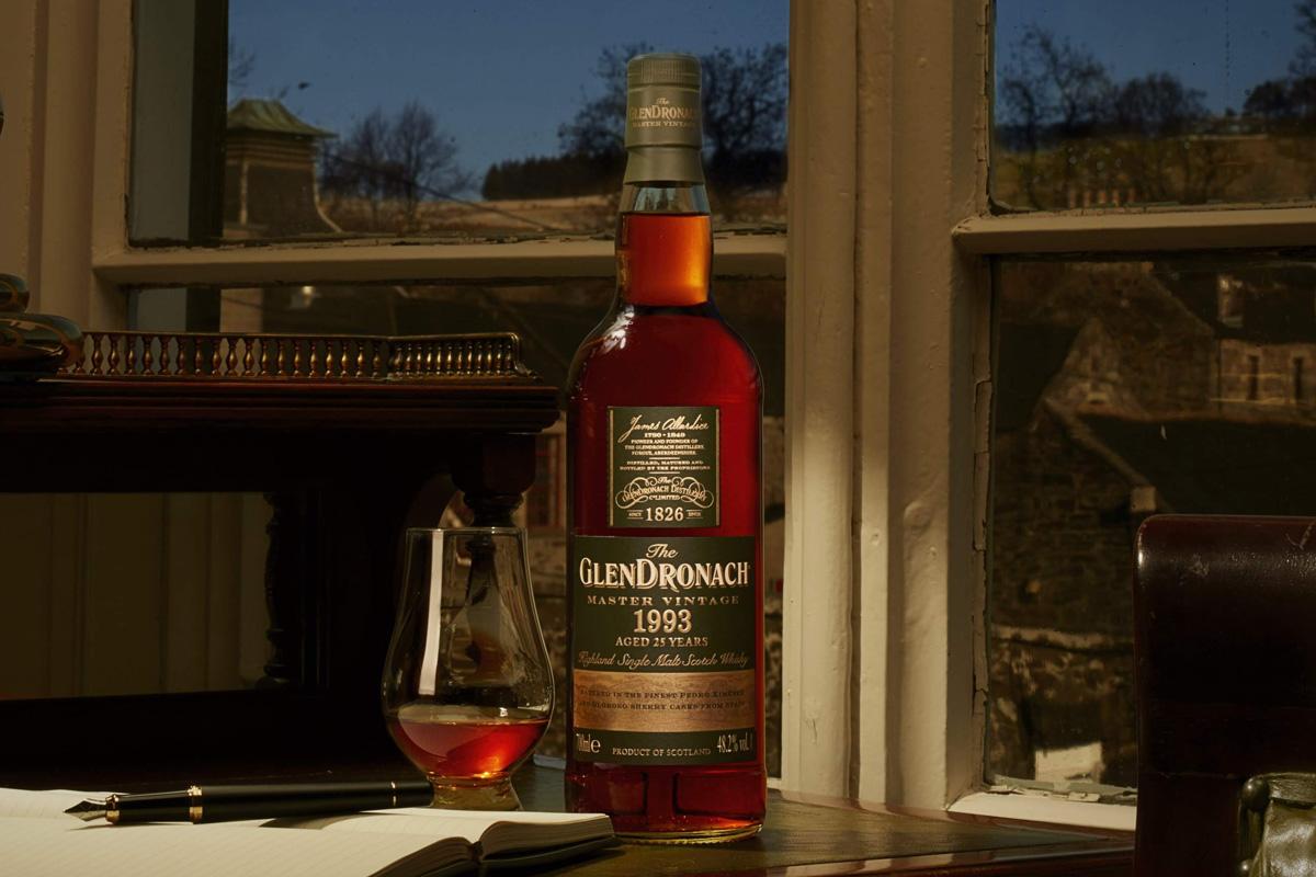 Holiday Spirits: GlenDronach Master Vintage 1993
