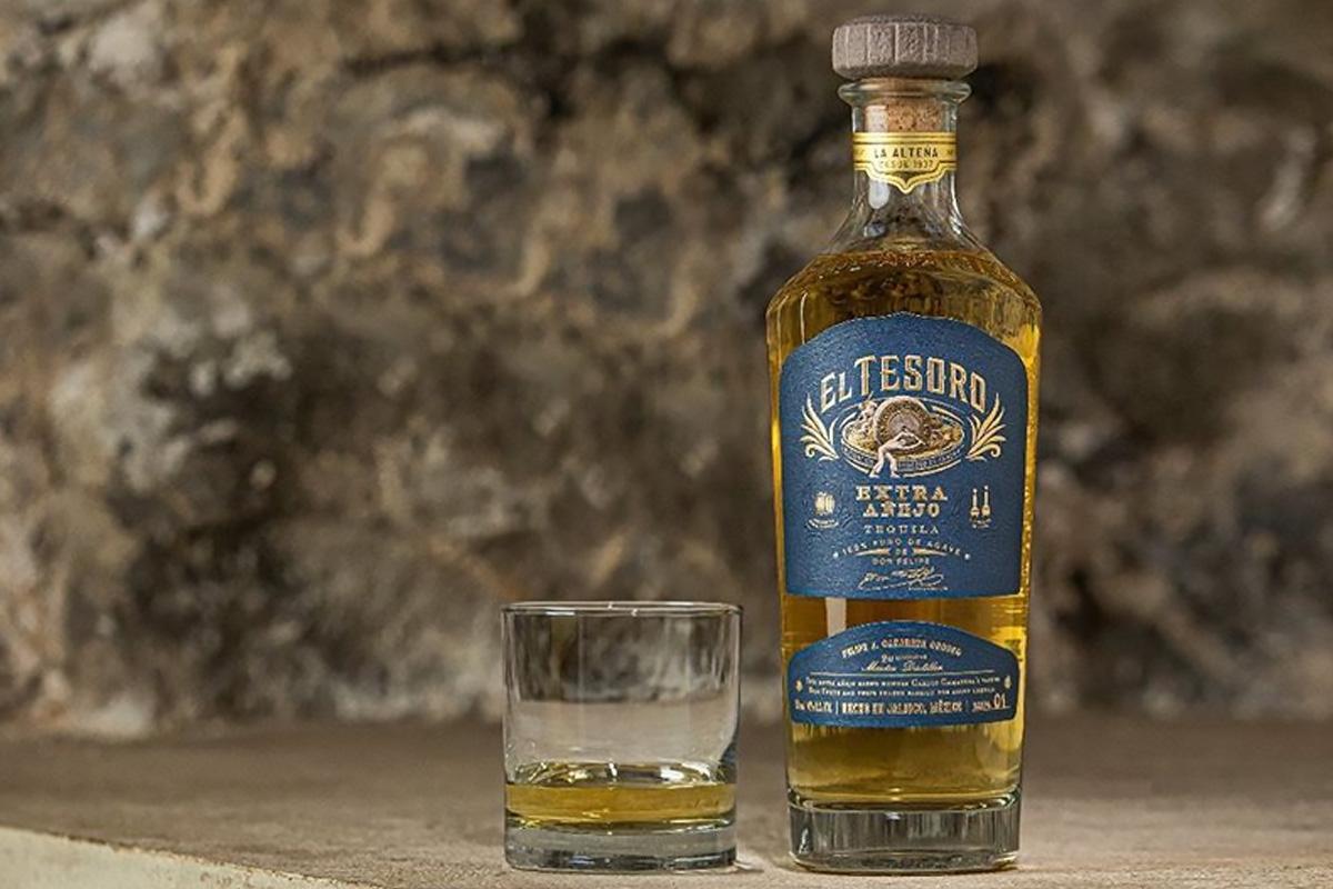 Holiday Spirits: El Tesoro Extra Añejo Tequila