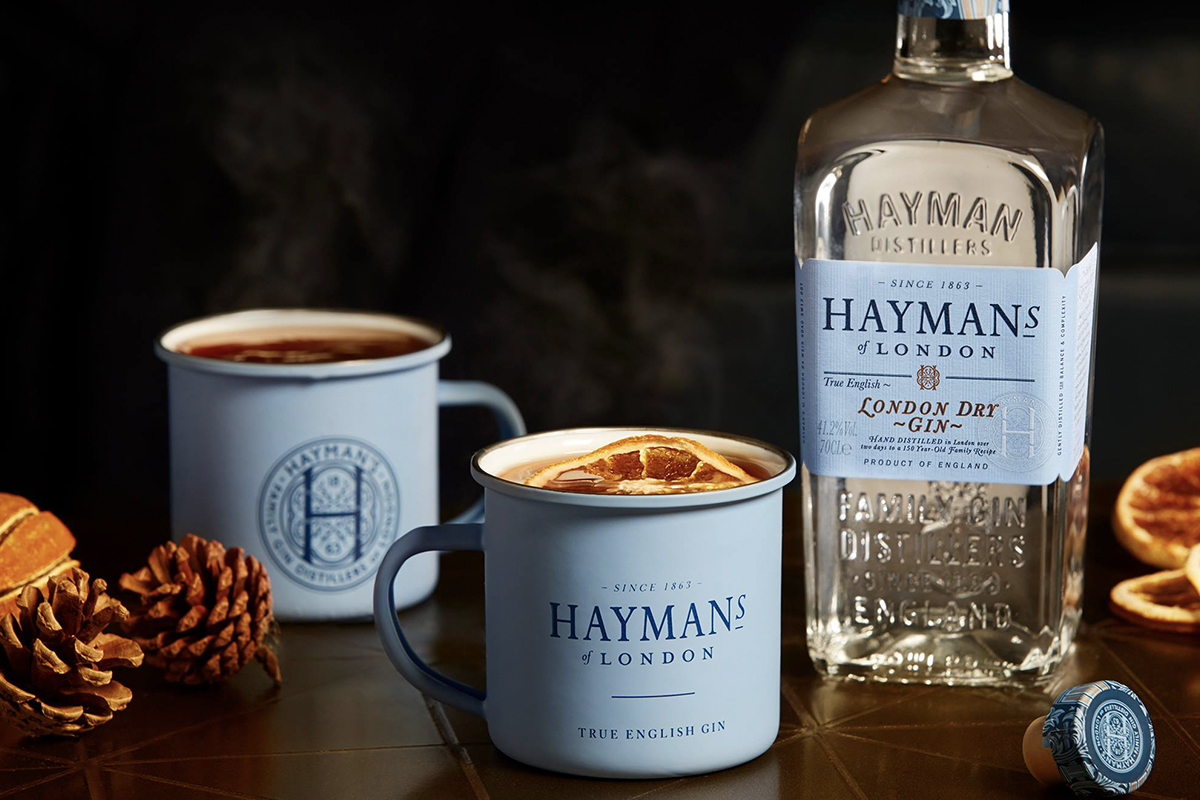 Gin Gift Guide: Hayman's London Dry Gin