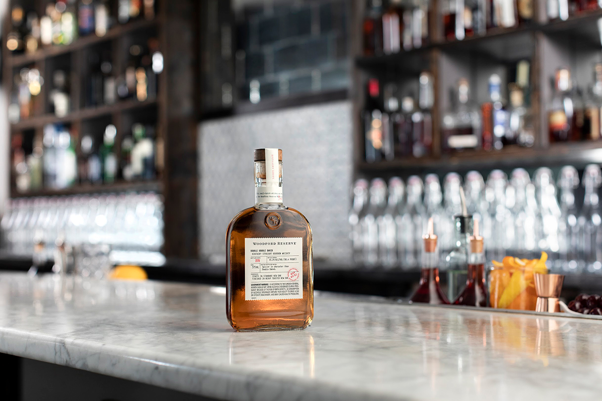 Woodford Reserve Double Double Oaked 2019