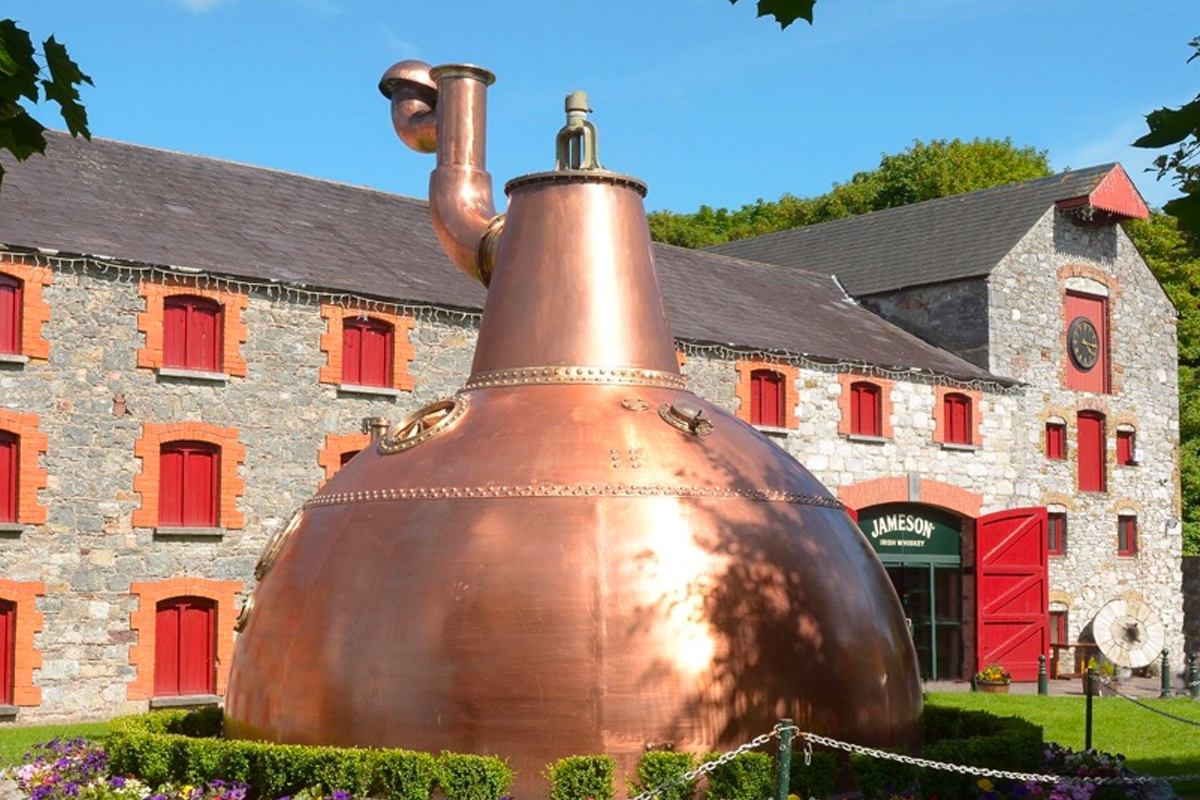 Irish Whiskey Distilleries: Midleton Distillery