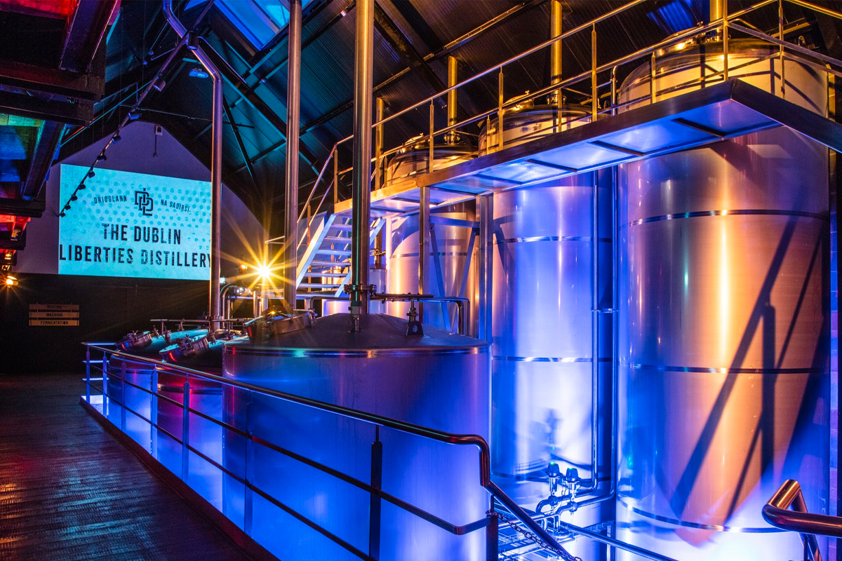 Irish Whiskey Distilleries: Dublin Liberties Distillery