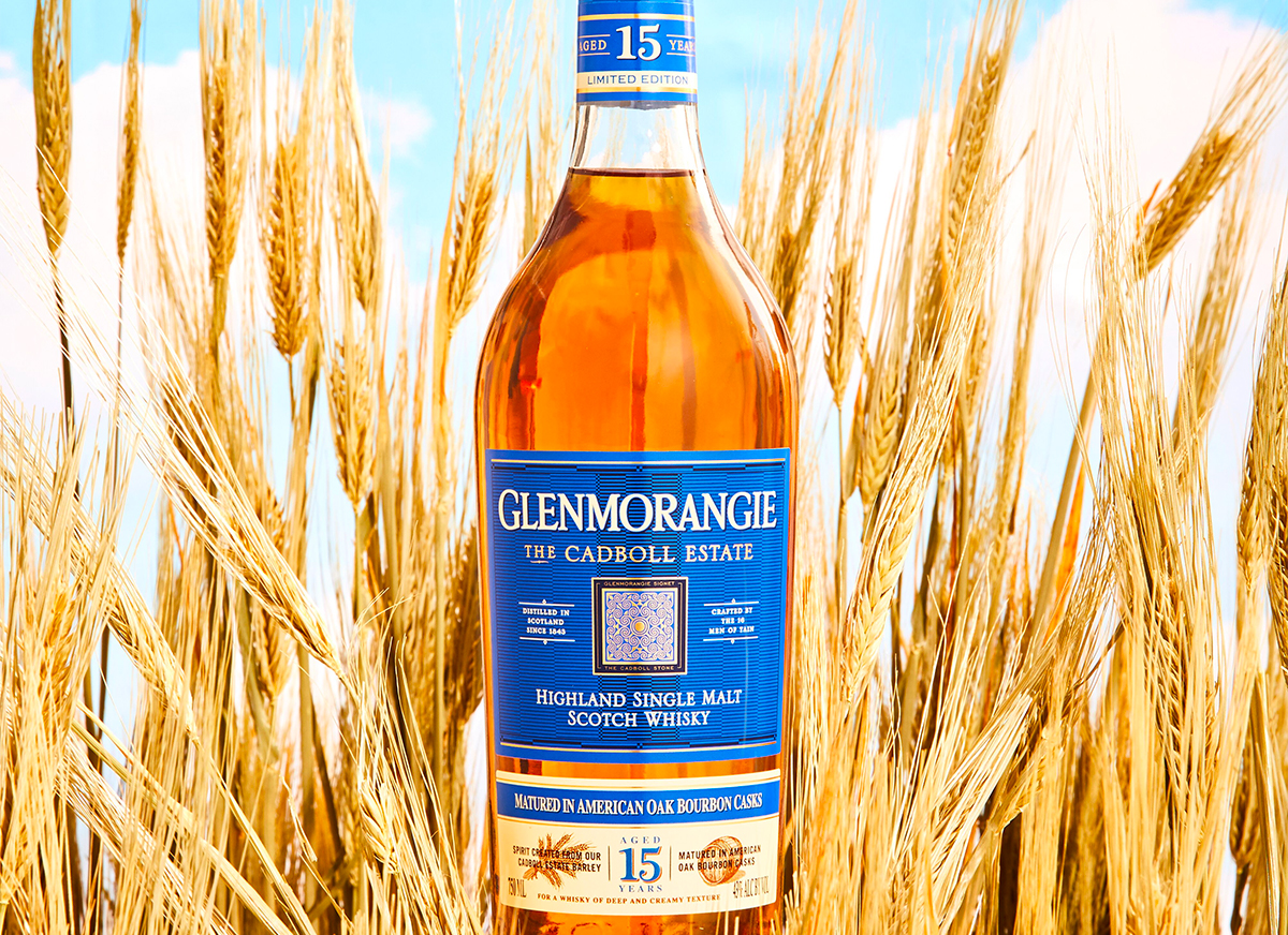 Glenmorangie The Cadboll Estate 15 Year