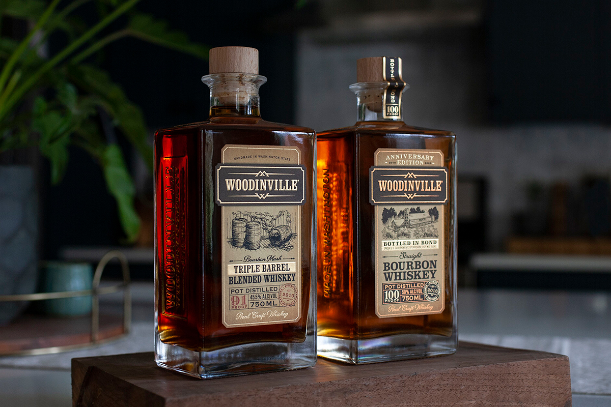 Woodinville Announces Two Limited-Edition Distillery-Only Whiskeys