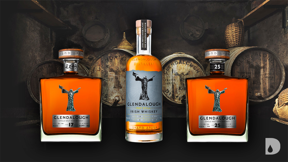 Glendalough Irish Whiskey Launches Three New Whiskeys
