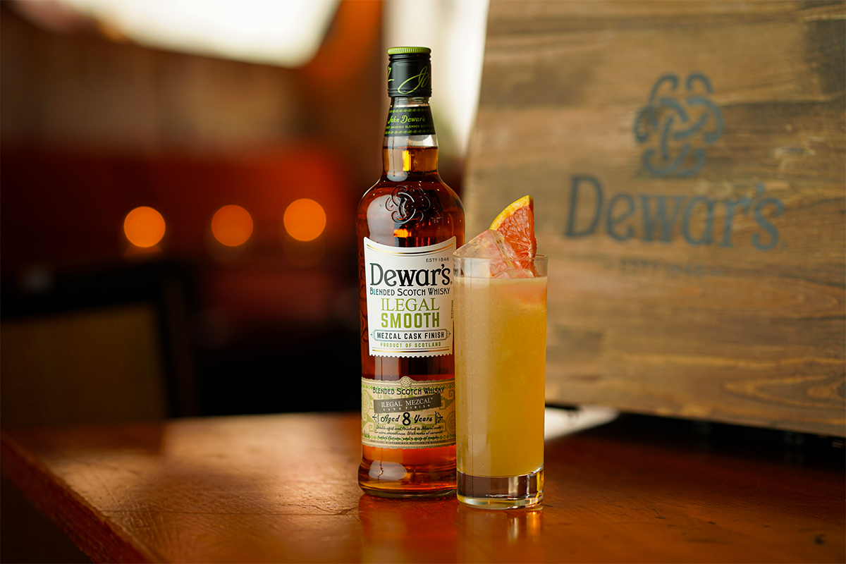 Dewar's Ilegal Smooth