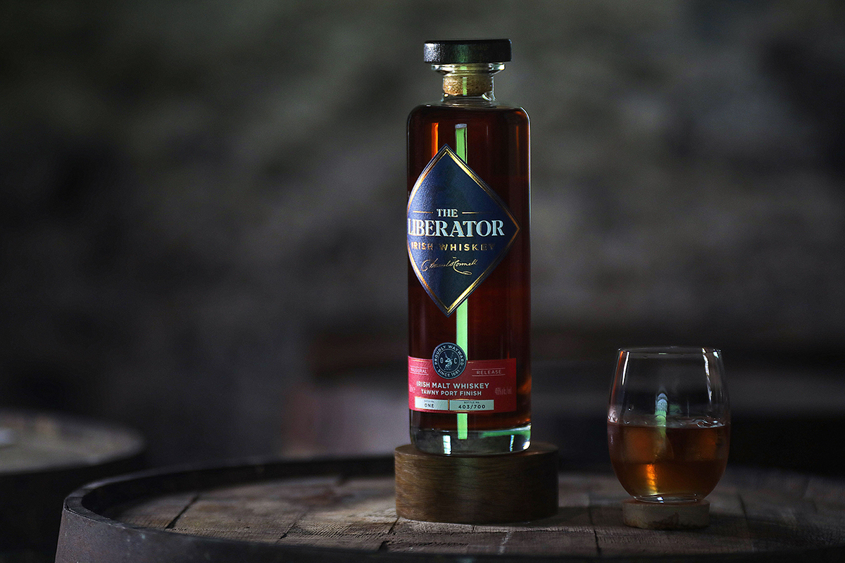 The Liberator Inaugural Release Tawny Port Finish