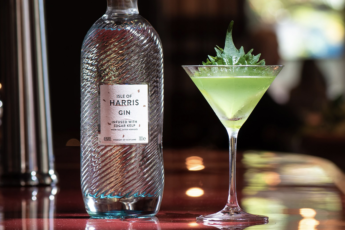 Spring Gin: Isle of Harris Gin