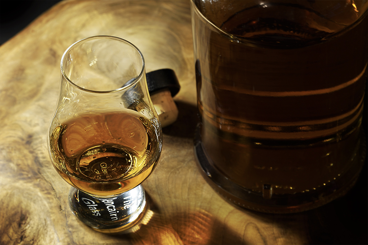 Best Whiskey Glasses: A Glencairn