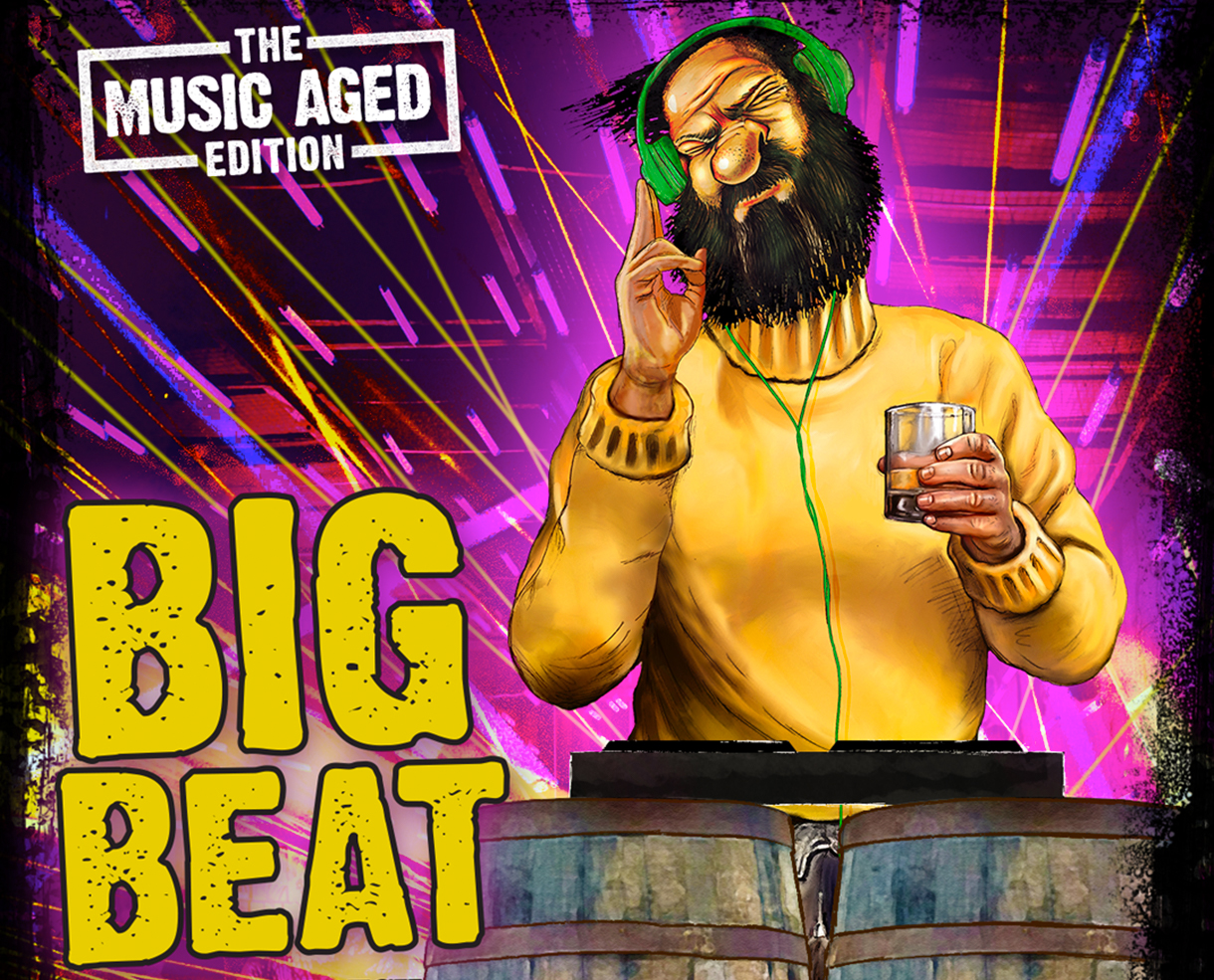 Douglas Laing's 'Big Beat' April Fools Joke Is Actually Pretty Funny