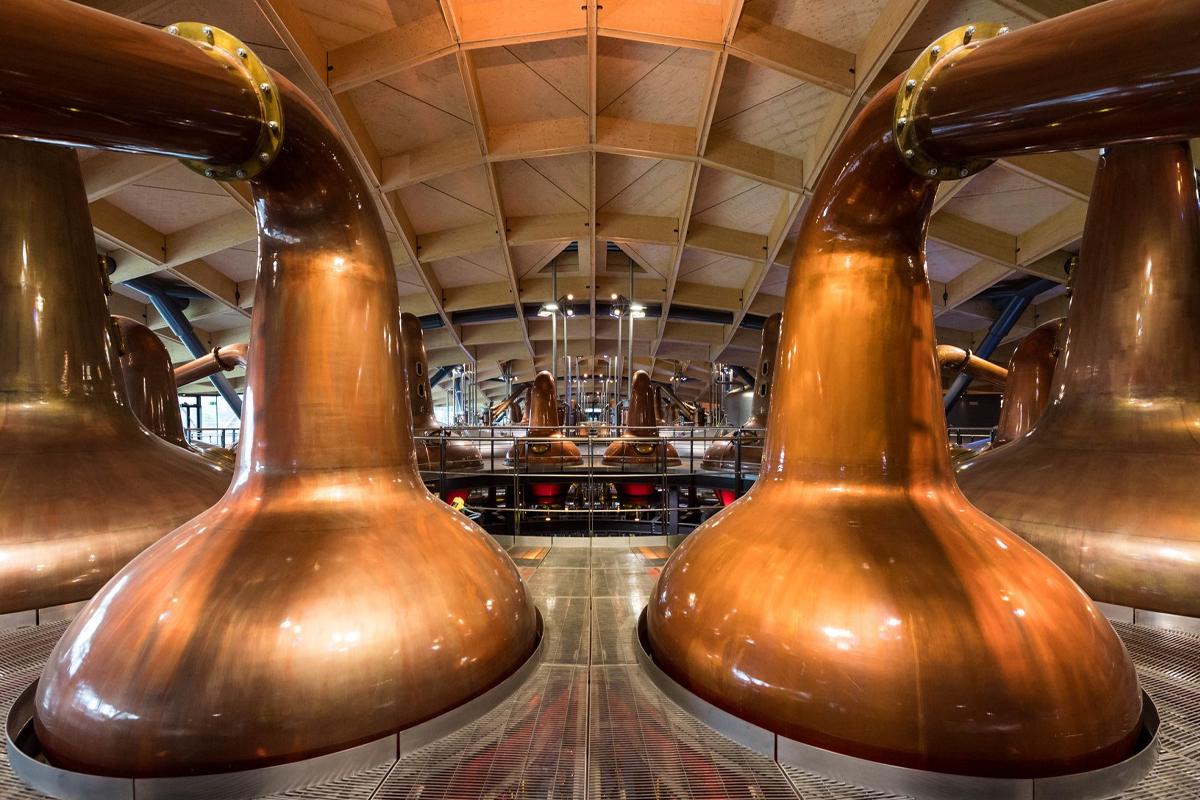 virtual whiskey: the macallan stills